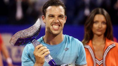 Italiaan Cecchinato verovert tweede ATP-titel in Umag