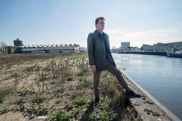 Wethouder Paul de Beer is optimistisch over de grote bouwprojecten die in Breda op stapel staan.