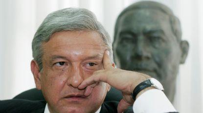 """Trump drijft Mexicanen in de armen van """"eerste linkse president sinds jaren 30"""""""