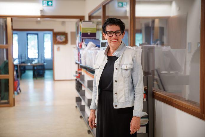 Anneke Starink blikt terug op een bewogen periode op basisschool D'n Overkant in Etten-Leur.