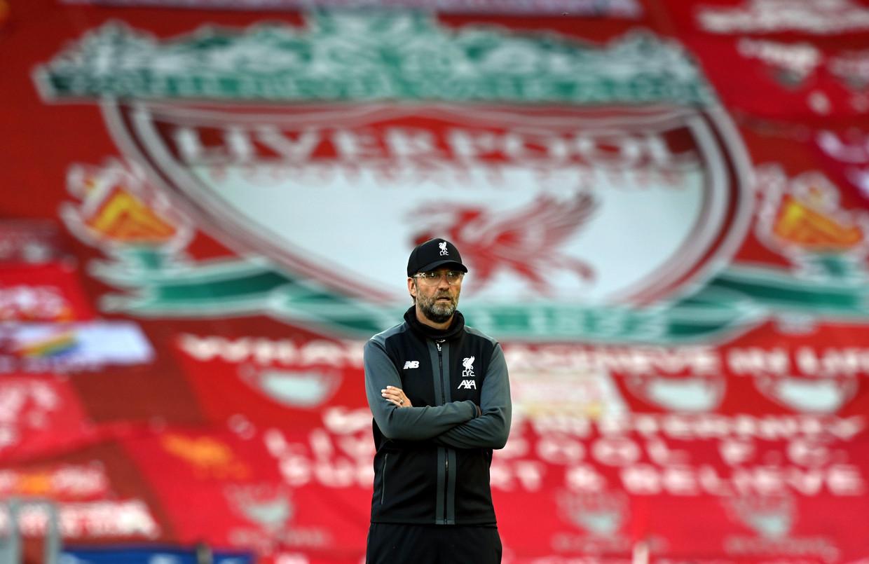 De charismatische coach drijft zijn spelers steeds tot het uiterste, met resultaat. Klopp: 'We zullen niet stoppen, we zullen niet stoppen.'