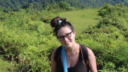 Hannah (25) viel 45 meter diep in ravijn bij verweer tegen aanrander en brak haar rug: straks loopt ze de marathon van New York
