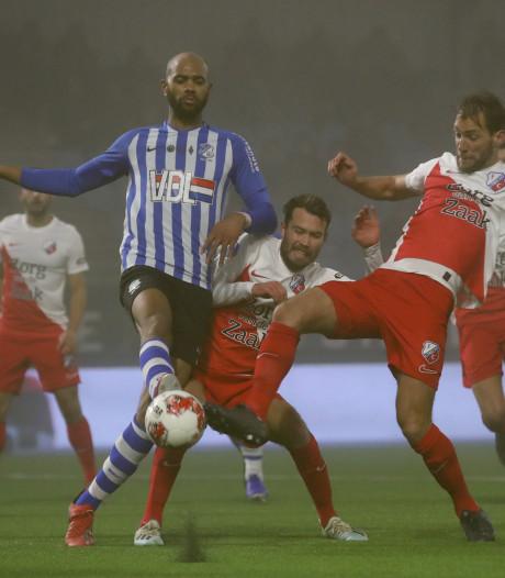 LIVE | Pover FC Utrecht halverwege op achterstand tegen FC Eindhoven