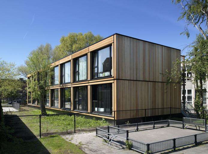 In steeds meer gemeenten verrijzen tijdelijke woningen. De lokale VVD wil dat die ook in Epe worden geplaatst.