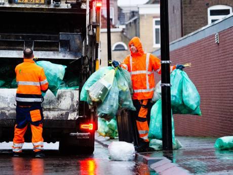 Hoeksche Waarders betalen volgend jaar 33 euro meer voor het ophalen van afval