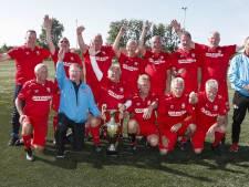 Europese beker voor FC Twente... met walking football