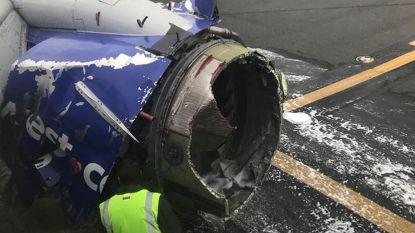 Vliegtuig moet noodlanding maken nadat motor ontploft, vrouw wordt uit toestel gezogen