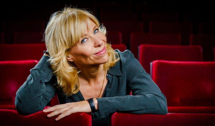 Claudia de Breij.