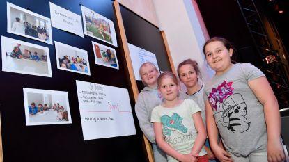 Slotzitting van kindergemeenteraad in Belgica BiS