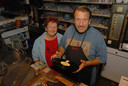 Archief 2007: Julie en Jean in De Frezko in Wetteren.