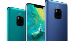 Strijd onder de smartphonetoppers: Samsung Galaxy S9+ versus Huawei Mate 20 versus Apple iPhone XR