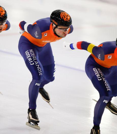 Nederland met kopman Kramer naar wereldbekerzege achtervolging