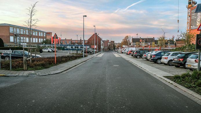 De Bekaertstraat, waar Kato (12) verongelukte in september, is een van de straten die fietsstraten worden.