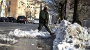 Extreem winterweer houdt ook Canada in greep