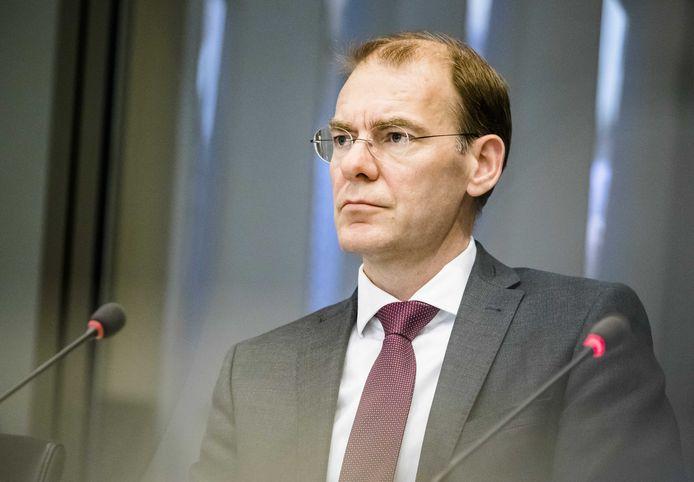 Staatssecretaris Menno Snel