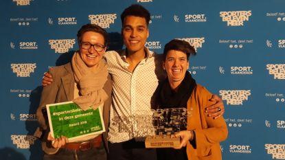 Team Sport en Jeugd wint #sportersbelevenmeer-award