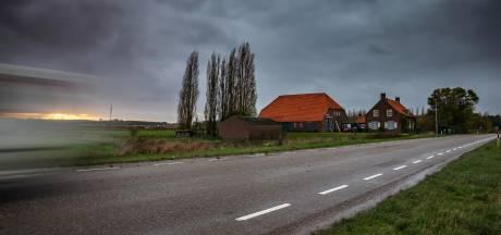 Deze spookstraat moet plat voor Logistiek Park Moerdijk: 'En waarom? Niemand zit erop te wachten'