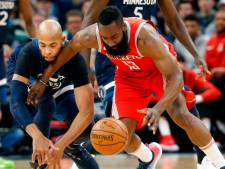Rockets en Jazz op drempel van tweede ronde