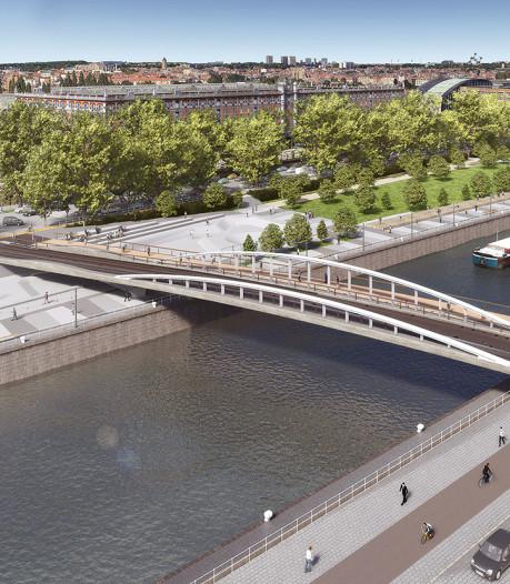 Bruxellois? Proposez un nom pour le nouveau pont au-dessus du canal