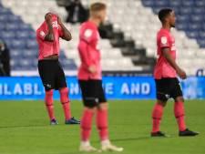 Bacuna schiet Cocu en Derby County dieper in de problemen