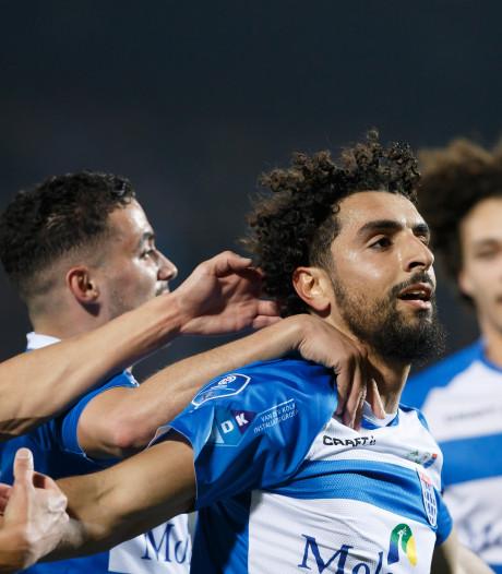 Leven na PEC Zwolle: Na Turkije en Noorwegen strijkt Mokhtar neer in VS