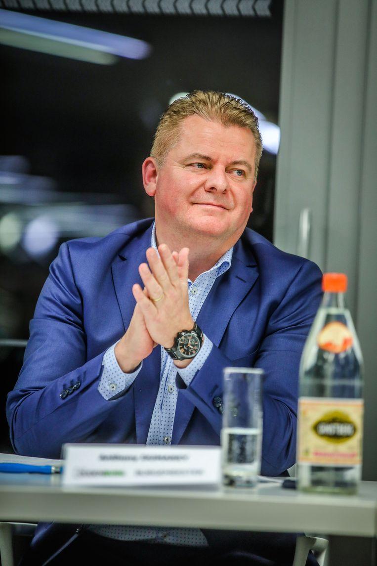 Burgemeester Anthony Dumarey (Open Vld) plaatst het dossier van de snelwegparking weer hoog op de agenda.