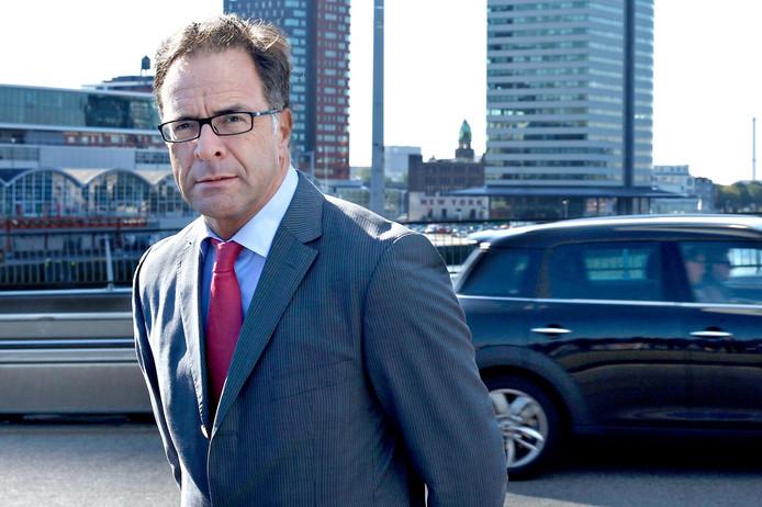 Wethouder Pex Langenberg liet vanmorgen weten dat openhouden van de fietsenstalling Zuidplein te duur is.