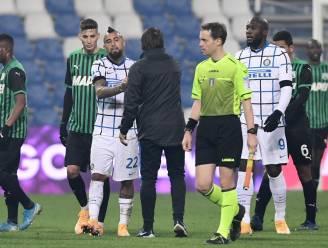 Inter rekent eenvoudig af met revelatie Sassuolo, Lukaku valt in en ziet goal afgekeurd worden