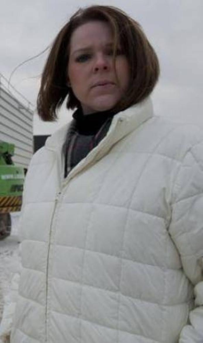 Sandra Olree. archieffoto Dirk-Jan Gjeltema