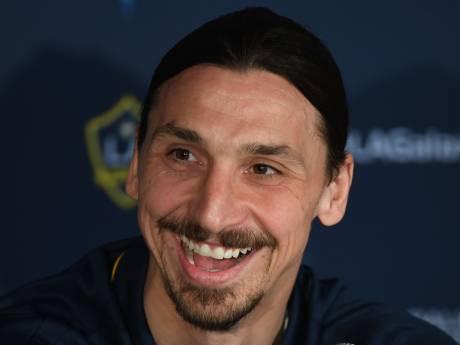 Ibrahimovic overweegt terugkeer naar Malmö: 'Ik heb een aanbod'