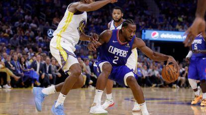 Golden State verliest seizoensopener tegen sterke Clippers, Giannis meteen op de afspraak