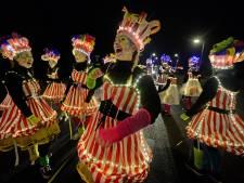 Duizenden genieten van Lichtparade in Hengelo