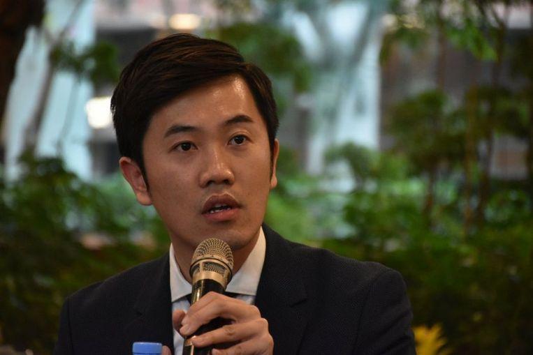Cheng Chung-tai is volksvertegenwoordiger voor Civic Passion.