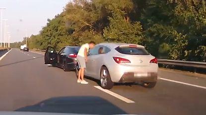 Hallucinante dashcamvideo: auto's staan stil op snelweg in Destelbergen, parket opent onderzoek
