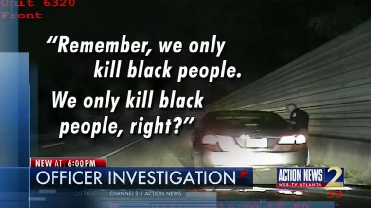 zwarten in het nieuws