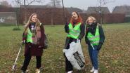 Leerlingen Talentenschool ruimen zwerfvuil aan Campus Boomgaard