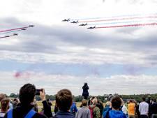 Veel belangstelling voor Luchtmachtdagen: 240.000 bezoekers