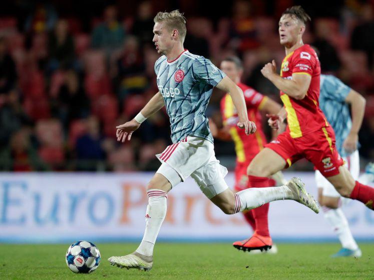 Samenvatting: Go Ahead Eagles - Jong Ajax