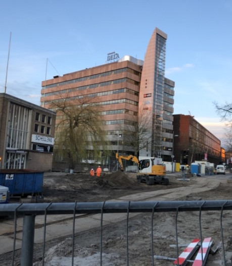 Hoe kan het werk aan de Vestdijk in Eindhoven zoveel duurder uitvallen?