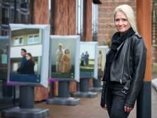 Portretten in hartje Oosterhout: 'Huiselijk geweld moet uit de taboesfeer'