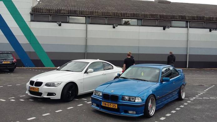 BMW's in soorten en maten. Foto DG