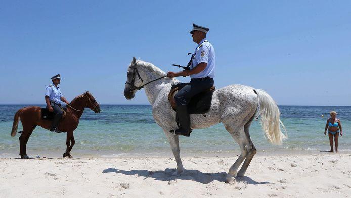 Quelque 3.000 agents de sécurité ont été affectés à la protection des plages, des hôtels et des sites archéologiques.
