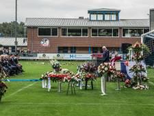 Bengaals vuur en zanger Peter Beense bij indrukwekkend afscheid erelid Olympia Boxmeer