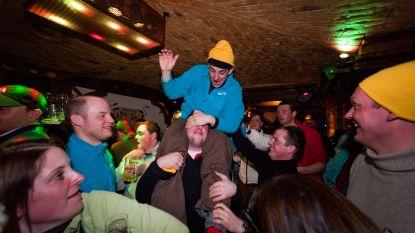 Zesdejaars Eeklo vieren vrijdag '100 dagen' in thema après-ski