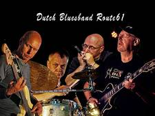Bluesband Route 61 in Ons Café Someren