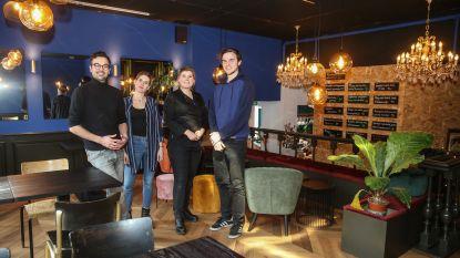 Jonge vzw wil cultureel centrum uitbouwen in Sint-Amandsberg en opent alvast restaurant