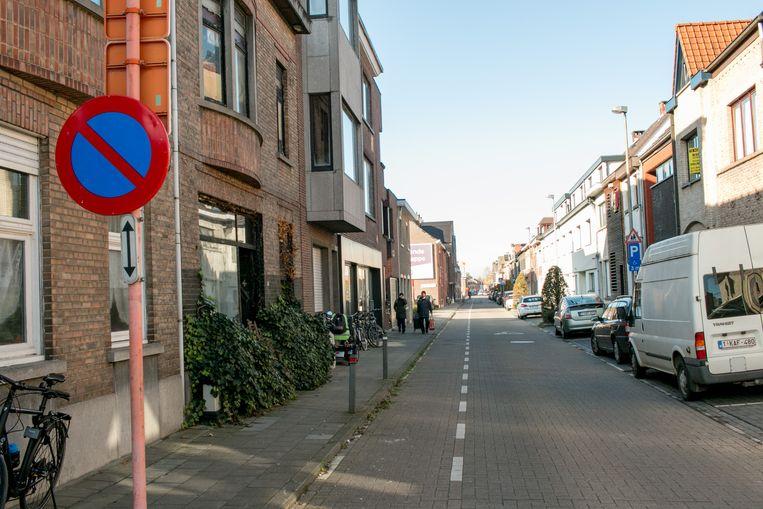 """De Gasmeterstraat in Sint-Niklaas. """"In de Driekoningenwijk, Watermolenwijk en Gazometerwijk zijn veel soortgelijke huizen. Ideaal om zo'n eerste collectief renovatietraject op te starten"""", klinkt het."""