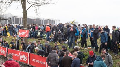 Feest op Kwaremont stilgelegd na vechtpartijen met dronken fans