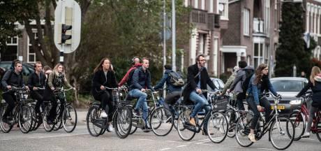 Hoge fietsambitie kost Nijmegen 10 miljoen, maar er is maar 3 miljoen beschikbaar