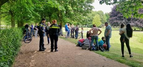 Vechtpartij tussen jongeren in park Oisterwijk na aankondiging op social media